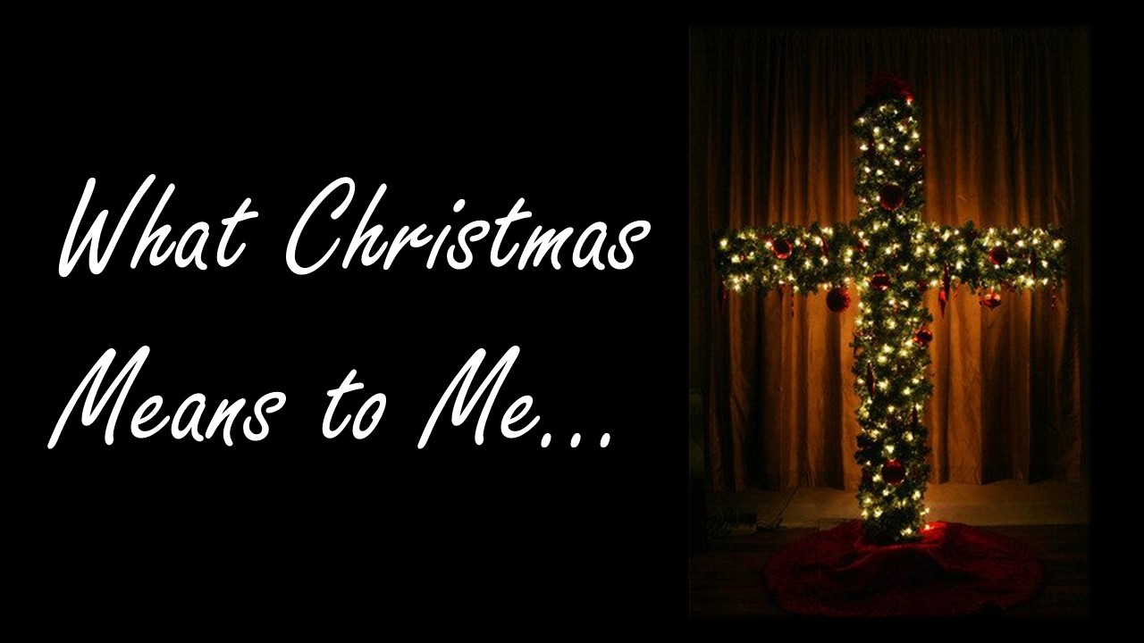 Calven: What Christmas Means to Me